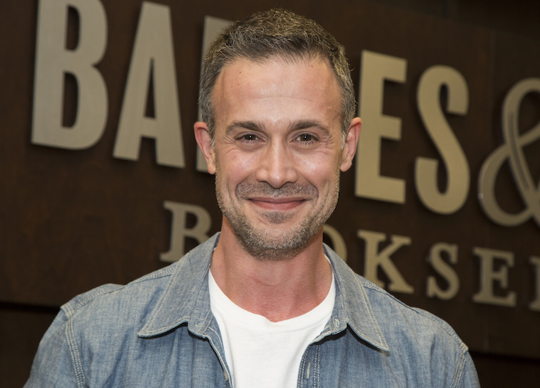 "Freddie Prinze Jr. Book Signing For ""Back To The Kitchen"""