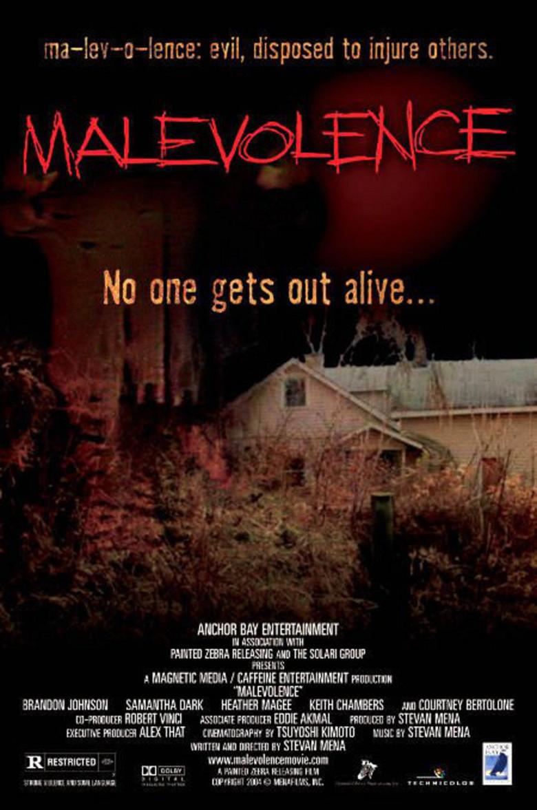 Malevolence-2003-poster